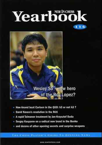 New In Chess Yearbook 114