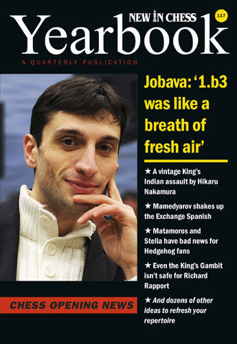 New In Chess Yearbook 117