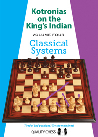 Kotronias on the King´s Indian - Vol. 4
