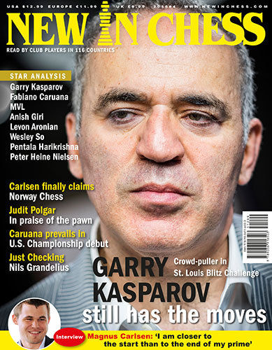 New In Chess Magazine 2016-4