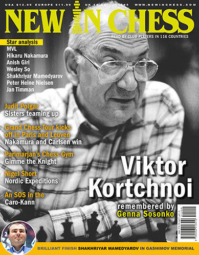 New In Chess Magazine 2016-5