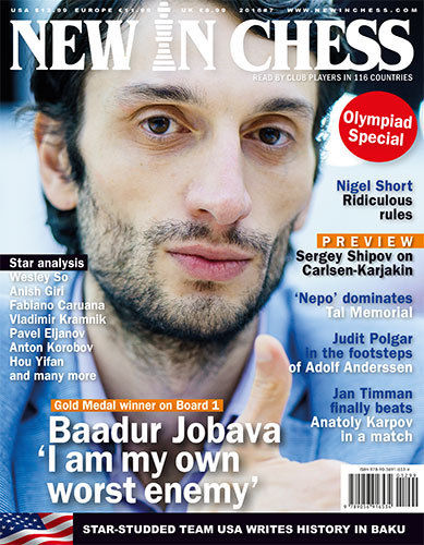 New In Chess Magazine 2016-7