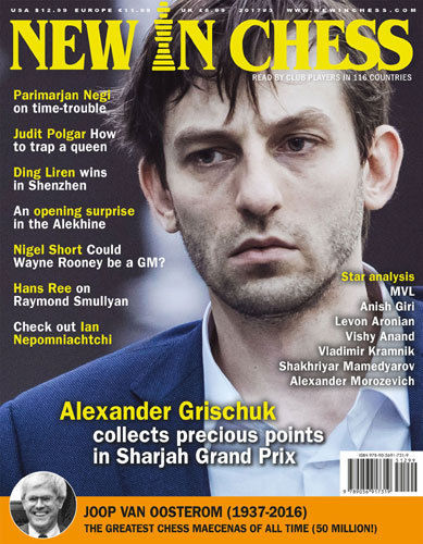 New In Chess Magazine 2017-3