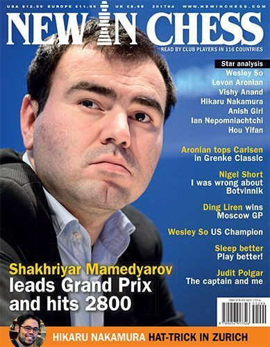 New In Chess Magazine 2017-4