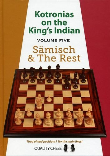 Kotronias on the King´s Indian - Vol. 5 / Sämisch & The Rest