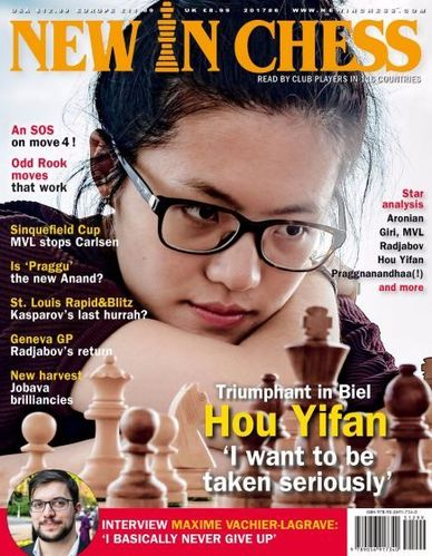 New In Chess Magazine 2017-6