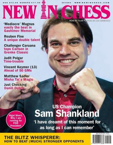 New In Chess Magazine 2018-4