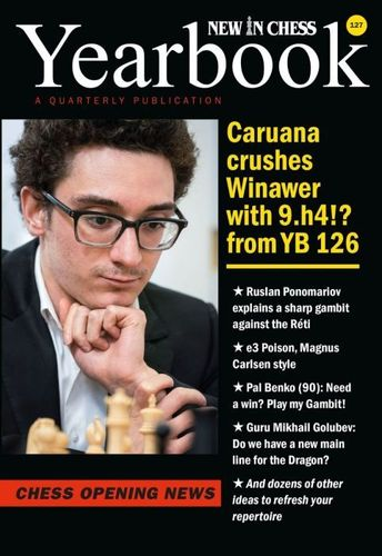 New In Chess Yearbook 127
