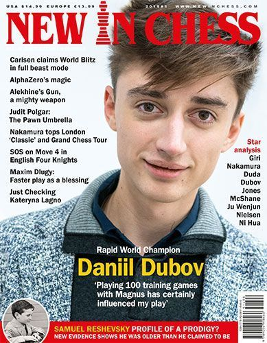 New In Chess Magazine 2019-1