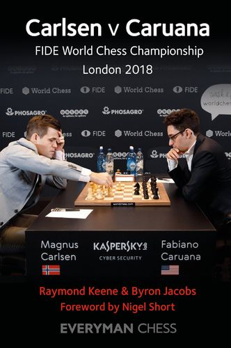 FIDE World Chess Championship London 2018  Carlsen v Caruana