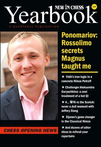 New In Chess Yearbook 132