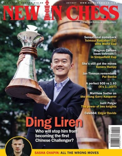New In Chess Magazine 2019-7
