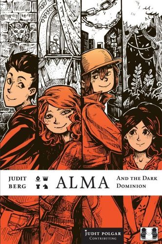 Alma - And the Dark Dominion