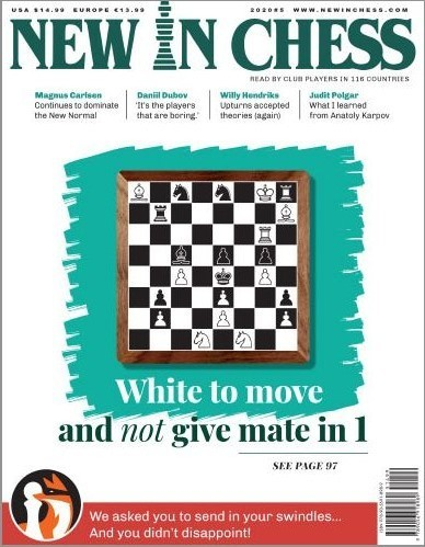 New In Chess Magazine 2020-5
